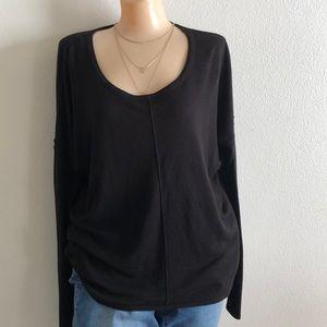 H&M's Black sweater large